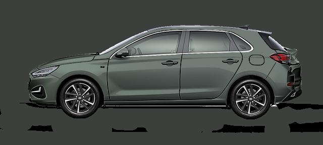 Hyundai Nová i30 hatchback